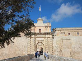 マルタ共和国「イムディーナ」古都の雅を今に伝える城壁の町