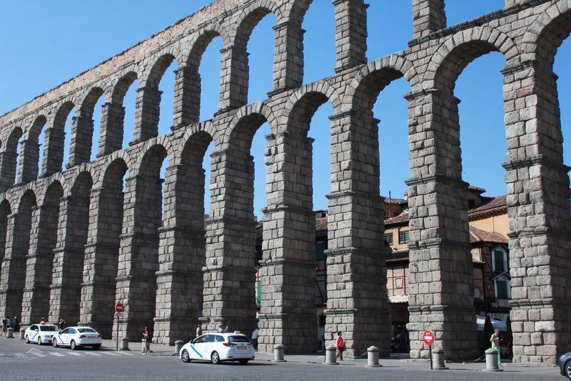 スペイン世界遺産「セゴビア旧市街」絶対に外せない三大名所