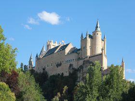 白雪姫城のモデル!スペイン セゴビア「アルカサル」の絶景スポット