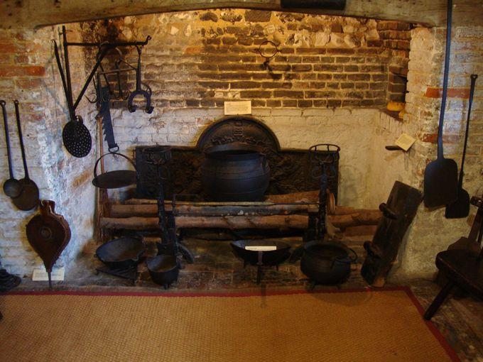 ヘンリー8世の置き土産「アン・オブ・クレーヴズの家」