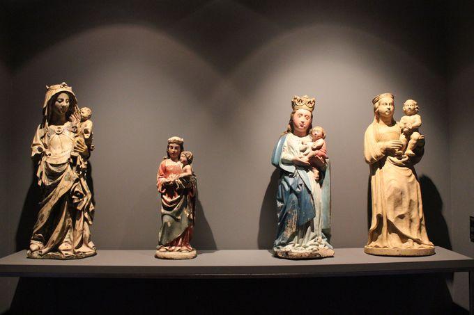 回廊が美しい「アルベルト・サンパイオ博物館」