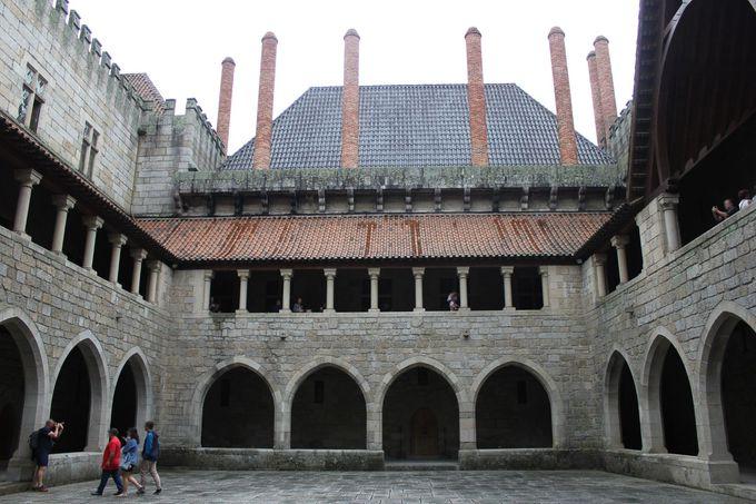 ギマランイスの歴史がよくわかる「ブラガンサ公爵館」