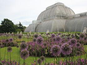 ロンドン「キューガーデン」最も美しい姿を見せる春と夏