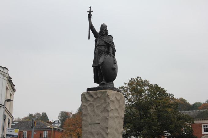 アングロ・サクソン七王国最大の王「アルフレッド大王」