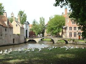 見える景色全てが絵本の世界!ベルギー「ブルージュ」の街並み