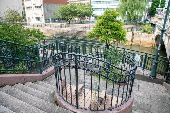 名古屋および栄の繁華街から徒歩圏内の便利な立地