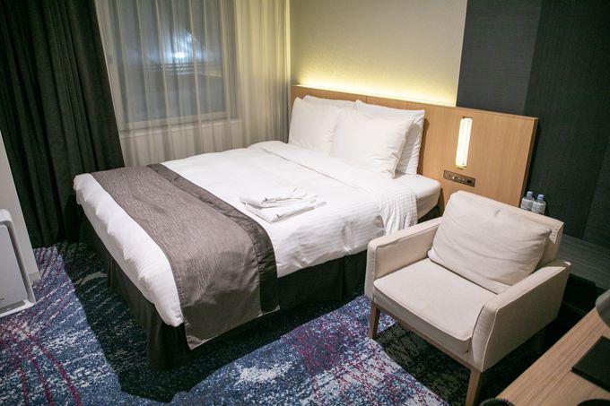 宿泊特化型ならではの、合理的かつ質の高いサービス