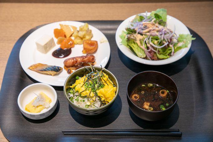 「名古屋ならでは」も提供する自社運営のレストラン