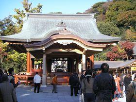 圧倒的な存在感に感動!鎌倉のシンボル 鶴岡八幡宮の歴史に触れる