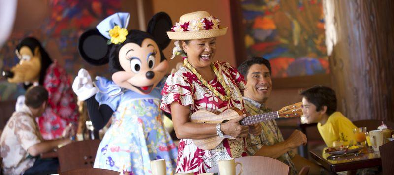 オアフ島でミッキー達がバカンス中!?「アウラニ・ディズニー・リゾート&スパ コオリナ・ハワイ」
