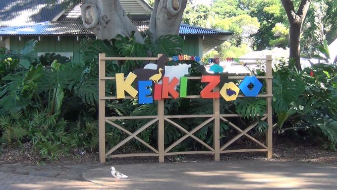 「子ども動物園(KEIKI ZOO)」は遊びと学びの宝庫
