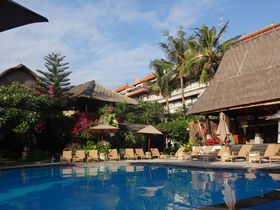 立地良し!コスパ良し!バリ島「ラマヤナ リゾート&スパ」