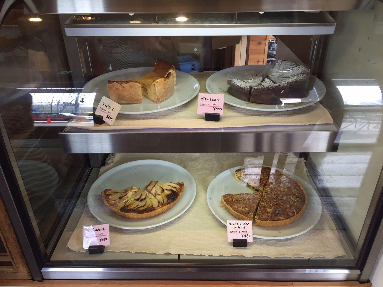 天然酵母のパンとケーキを召し上がれ「ぐずぐず」