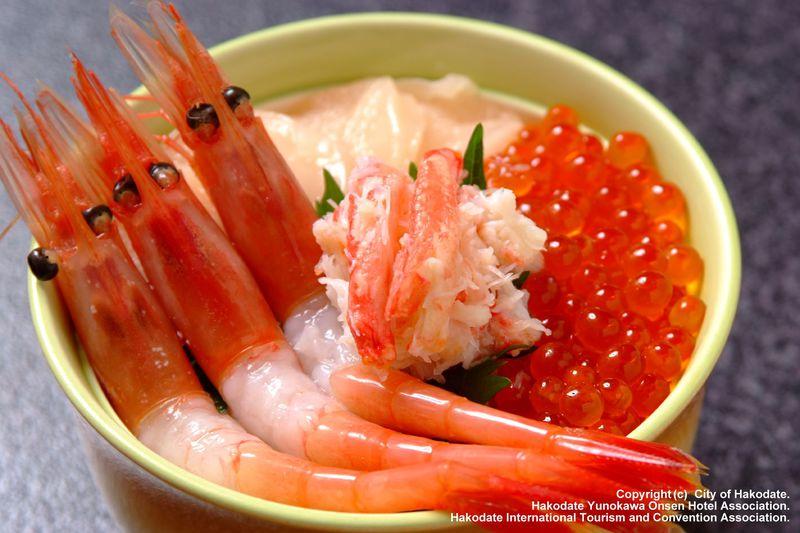 外せない海鮮から洋食・穴場まで!函館おすすめご当地グルメ