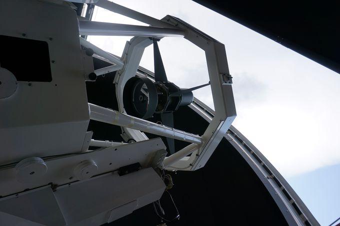 日本最大級の望遠鏡で天体観測!