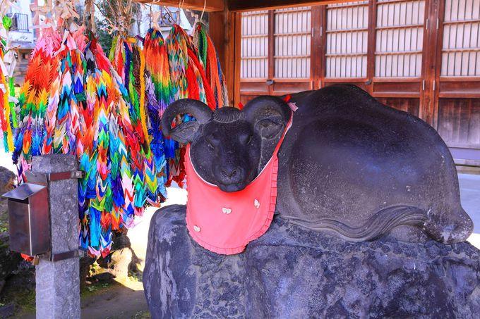 「隅田公園」内に位置するパワースポット!「牛嶋神社」