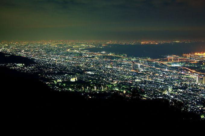 摩耶山掬星台/神戸