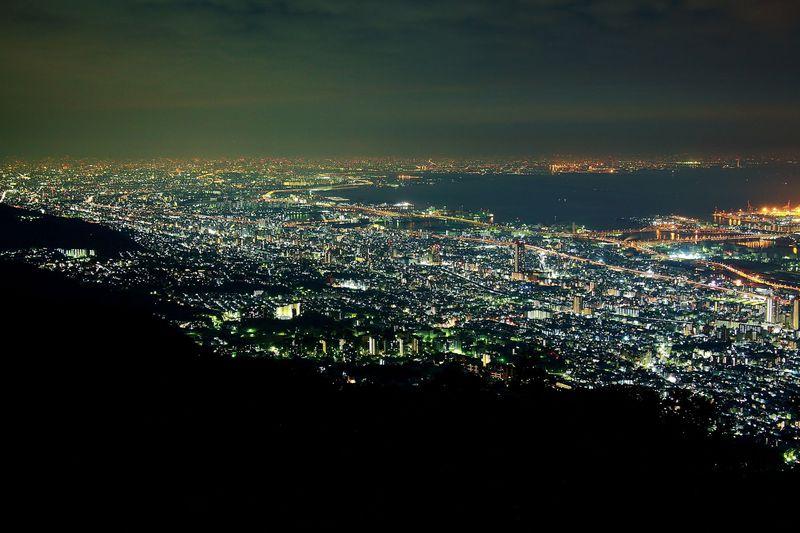 デートにも最適!日本三大夜景の煌めく絶景を網羅