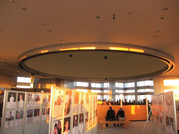 夕刻時の眺めは都心でもトップクラス!「都庁展望室」