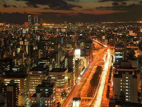 大阪のおすすめ夜景スポット10選 タワーに山に意外な穴場も!