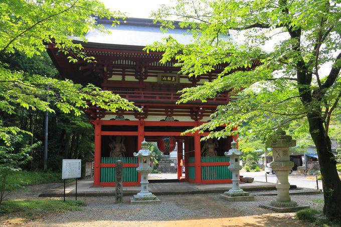 霊場大本山とも言える「高勝寺」境内へアクセス!