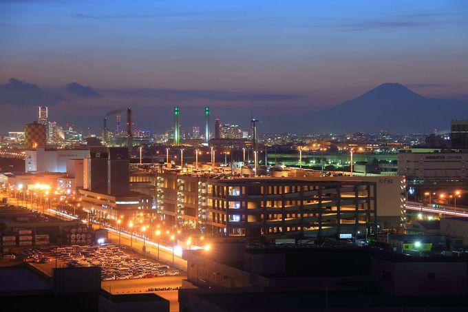 1.「川崎」工場萌えの聖地