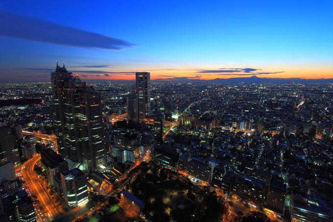 16.新宿駅周辺の観光スポット