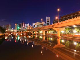 夜の大正ロマンは大阪キタにアリ!レトロな「中之島公園」