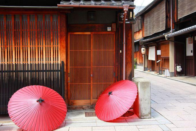 「花見小路」界隈で京の風情を肌で感じる