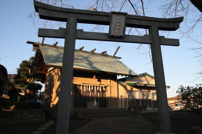 5.富士山神社