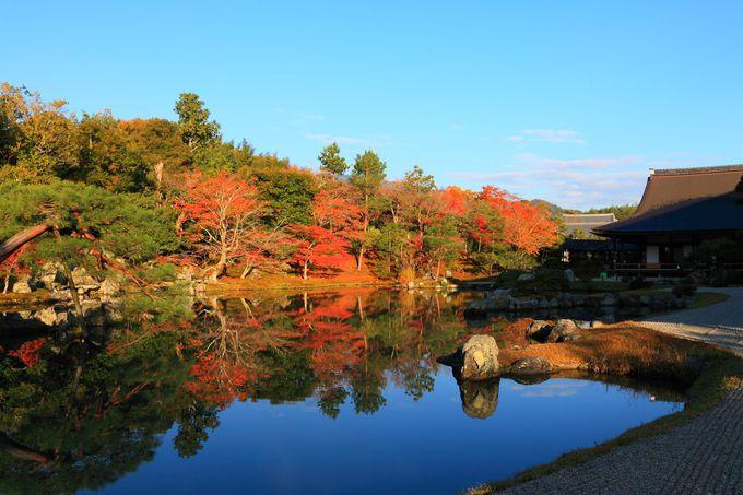 1日目 午前:まずはJRで嵯峨野を代表する禅寺「天龍寺」へ