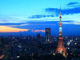 関東の夜景スポットおすすめ12選 定番のあの場所も美しい街並みも!
