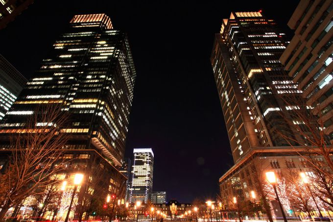 8.東京駅周辺の観光スポット