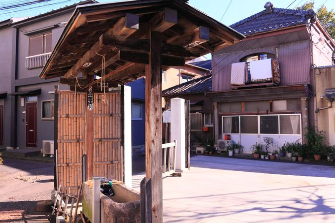 「品川神社」の東側に位置する「品川宿」は当時の面影を残した貴重なエリア!