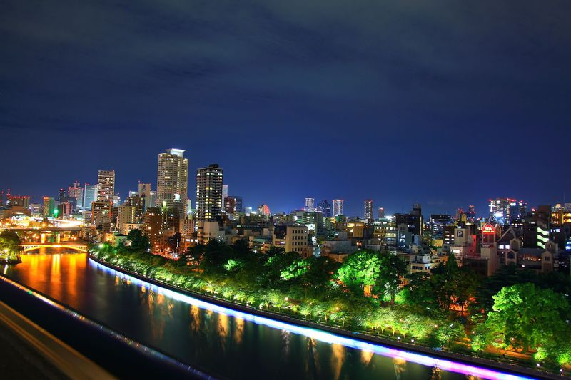 脱マンネリ!水都大阪を楽しむ大阪市内の観光スポット8選