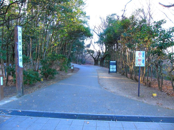まずは「奈良奥山ドライブウェイ」へ入ろう!