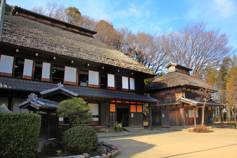 桃の節句は貴重な古民家で!新横浜至近「みその公園横溝屋敷」