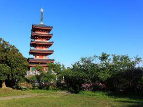 風光明媚さと激レア建造物は必見!神奈川「聖徳久里浜霊園」