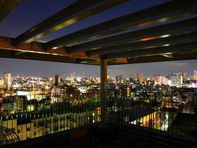 これが大田区No.1の夜景スポットだ!「池上会館」展望台