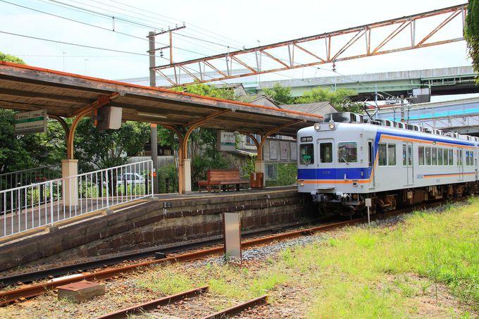 8.汐見橋線(南海電気鉄道)
