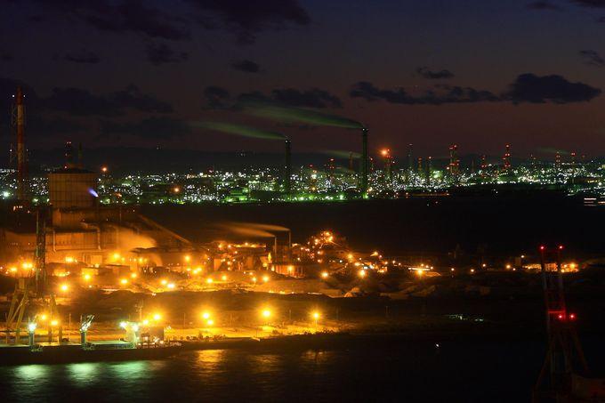 東京湾沿いは無機質風景の宝庫!「京葉工業地帯」