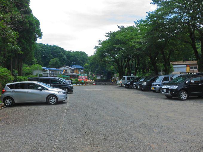 泉の森に隣接する「草柳園フィッシングセンター」