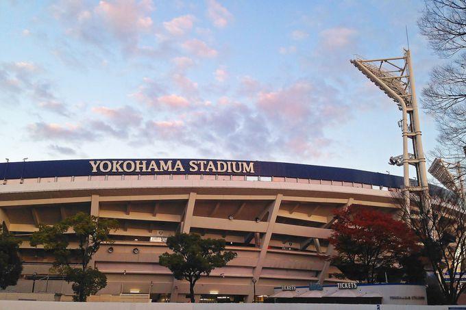 「彼我庭園」がある「横浜公園」とは?その歴史は?