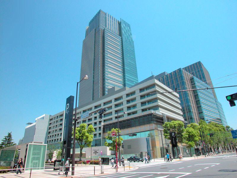 「檜町公園」へは東京ミッドタウンを目標に!