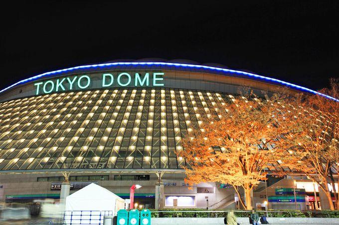 「東京ドームシティ」とは?