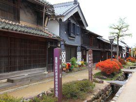 江戸時代に遡ったかのような光景が目の前に!長野「海野宿」