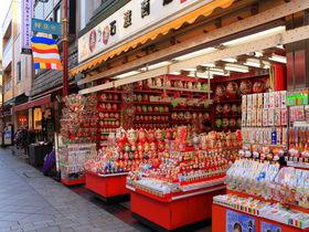 参拝後は仲見世でお土産選びも!「川崎大師」は関東の初詣名所