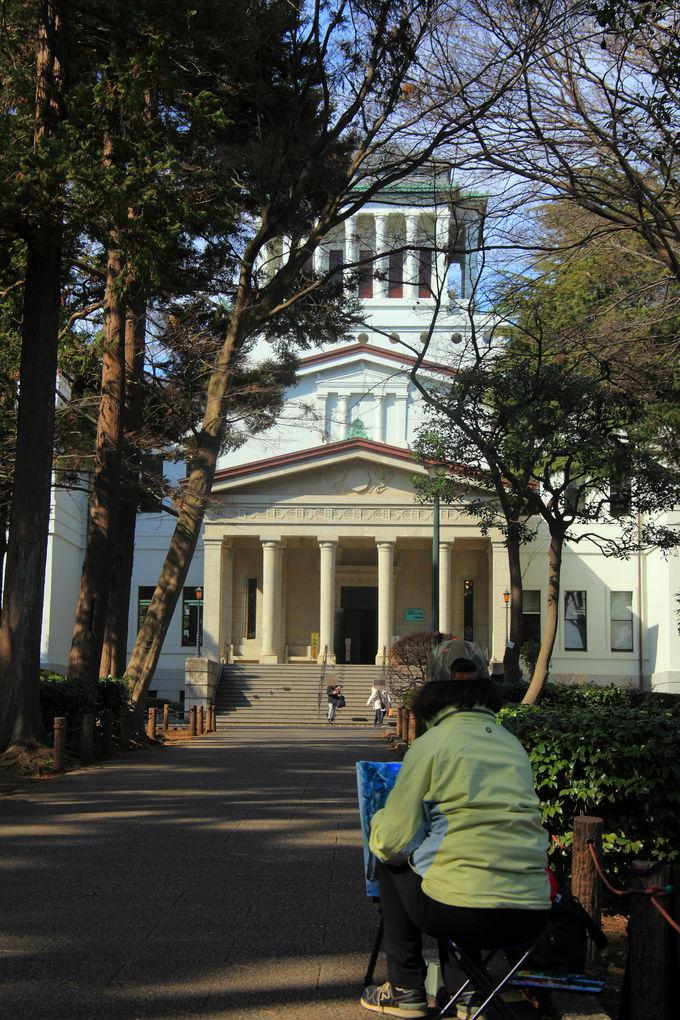 梅林へ行く前に「大倉山記念館」へ