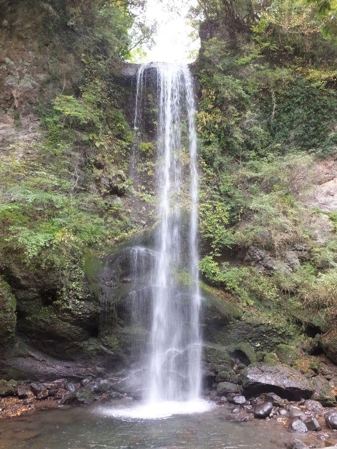 夕日の滝でリフレッシュ!