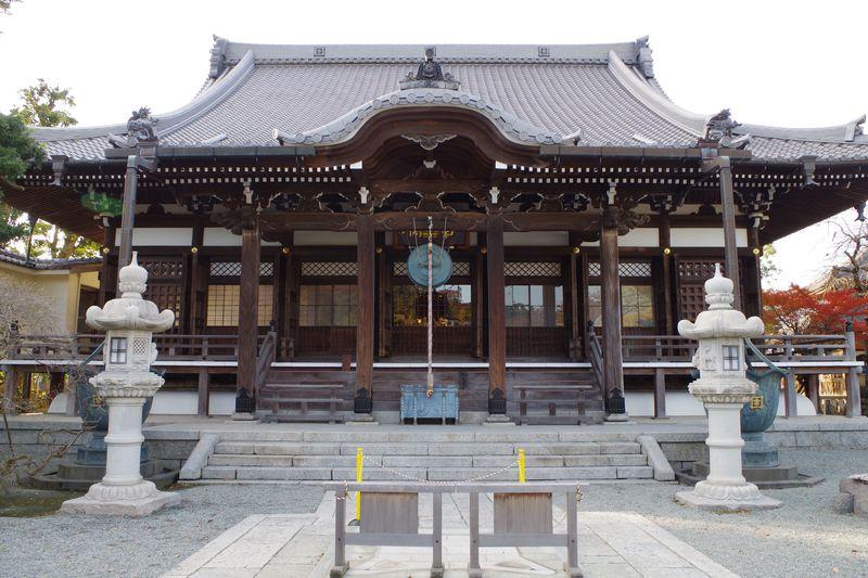 日蓮上人を祀る東身延・本覚寺